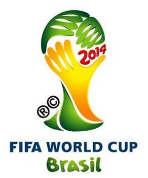 Logo Oficial da Copa de 2014